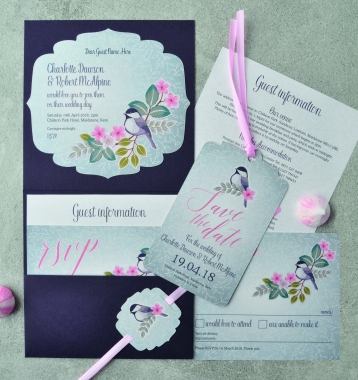 LittleBird stationery set