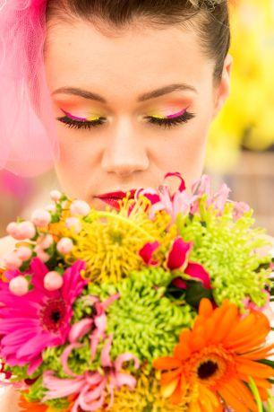 Make-up by Elizabeth Love