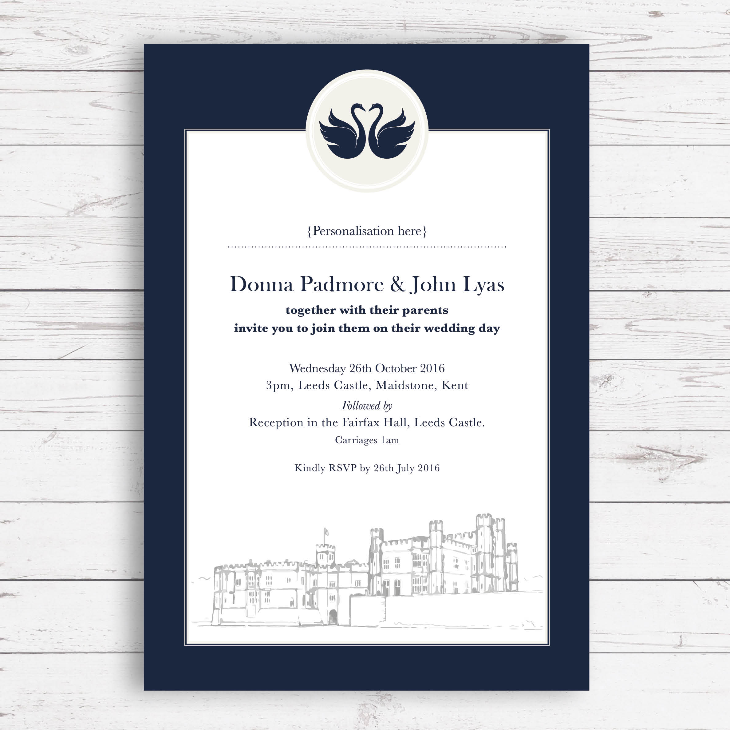 Three ways to choose a style for your wedding stationery – My ...