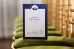 The Wedding of Donna and John, Leeds Castle, October 2016